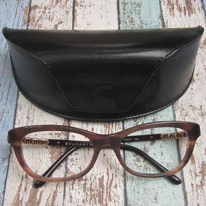 Italy! BVLGARI 4091B Women's Eyeglasses/NDE551